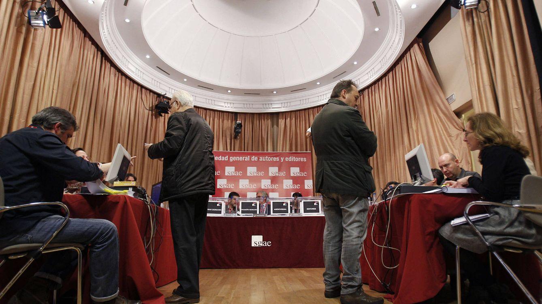 Foto: Imagen de las pasadas elecciones de abril de 2012 tras la Operación Saga (Efe)