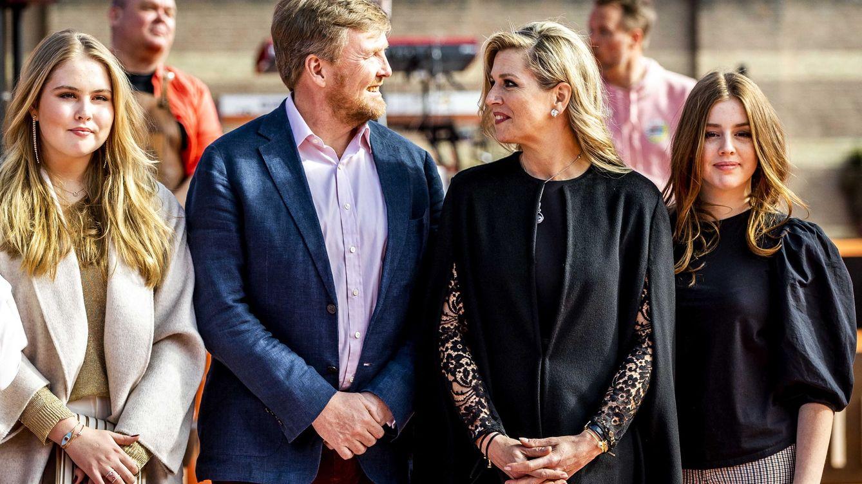 El nuevo y espectacular collar de zafiros de Máxima de Holanda, una joya con historia