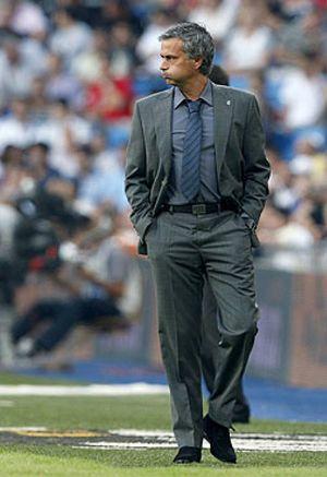 Mourinho también llora