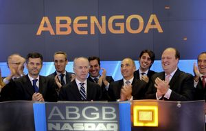 Abengoa busca 300 millones entre las familias americanas
