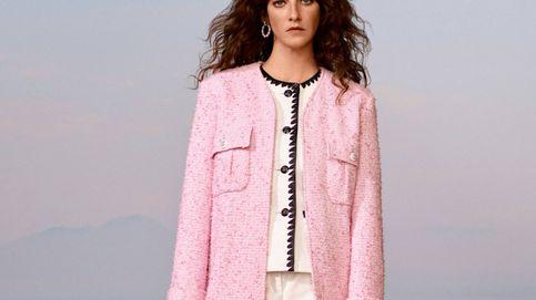 Pon el toque 'candy' a tus looks con estas chaquetas de punto en tonos pastel