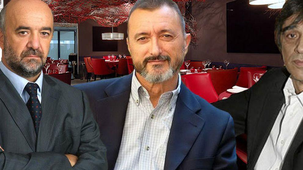 Arturo Pérez Reverte, infiel a Paolo Vasile con Antena 3