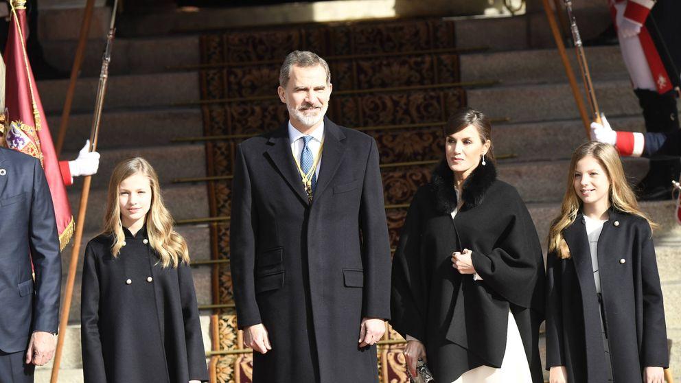 Así hemos vivido, en directo, la apertura de la nueva legislatura con Felipe y Letizia