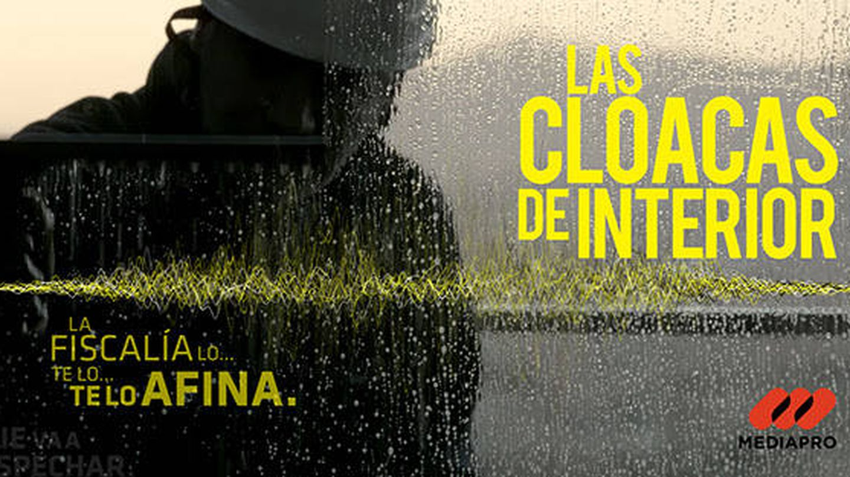 Imagen del documental 'Las cloacas de interior'. (Mediapro)