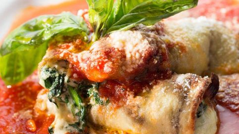 Aperitivo italiano de Rosa Tovar: involtini de pez espada con salsa de tomate