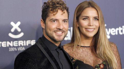 David Bisbal y Rosanna Zanetti dan la bienvenida a su primer hijo en común