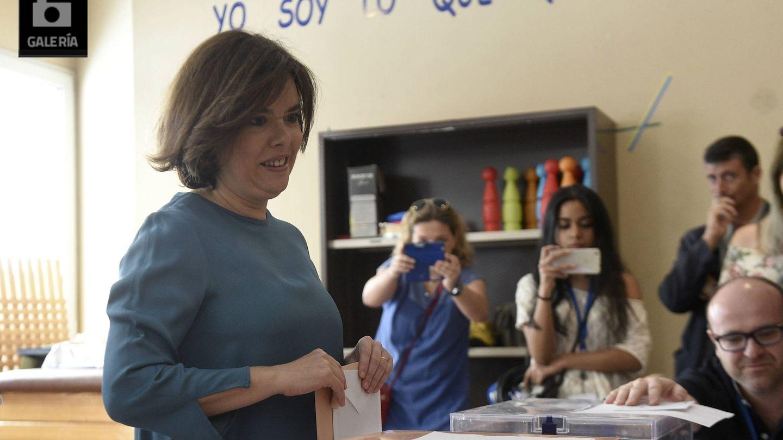 GALERÍA: Así votaron los políticos este domingo de elecciones
