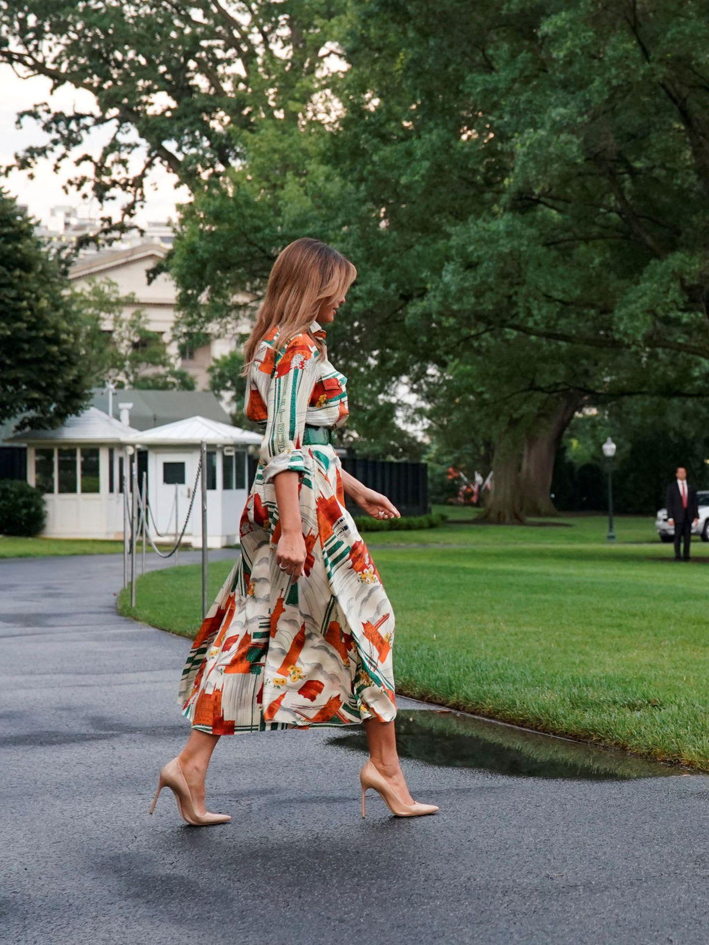 Melania. (Reuters)