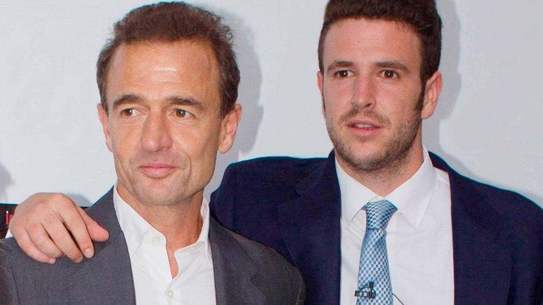 Álex Lequio y Alessandro. (Cordon Press)