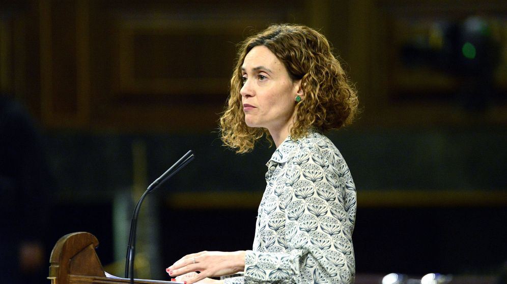 Foto: La diputada y secretaria de Estudios y Programas del PSOE, Meritxell Batet. (EFE)