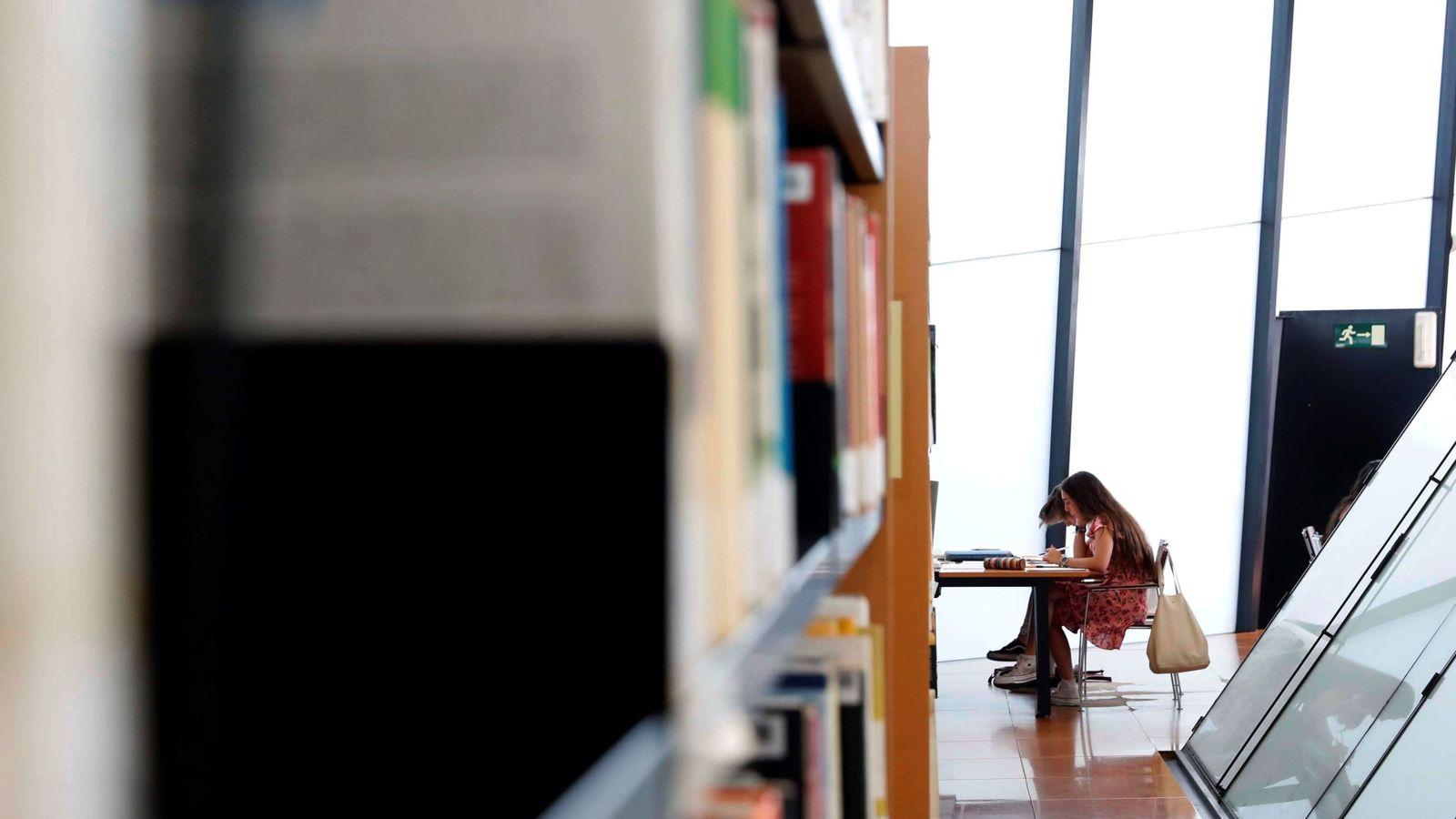Foto: Esta semana, los alumnos realizarán la evaluación de Bachillerato para el acceso a la universidad. (EFE)
