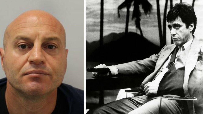 De su matanza por Europa a una cárcel inglesa: el 'Tony Montana' albanés, a prisión