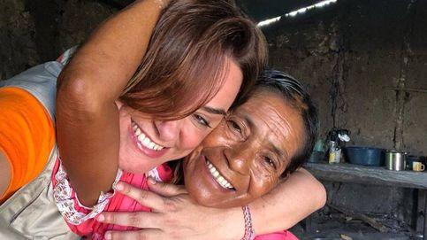 Así están siendo las vacaciones solidarias de Toñi Moreno