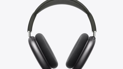 Estos son los AirPods Max: los auriculares por los que Apple quiere que pagues 629€