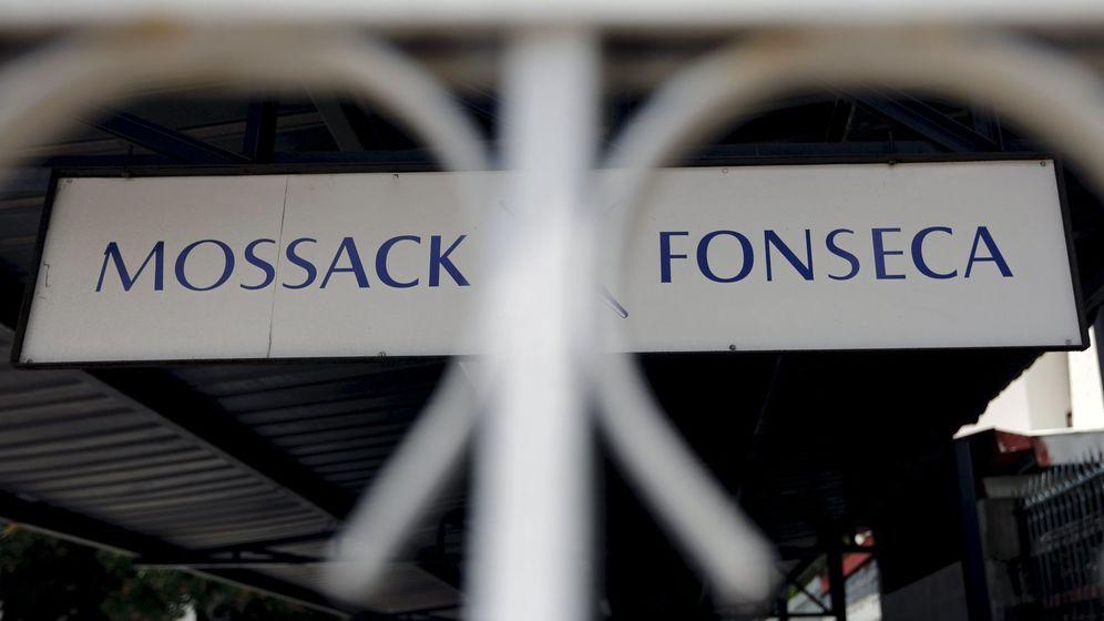 Foto: Detalle del despacho panameño de Mossack Fonseca. (Reuters)