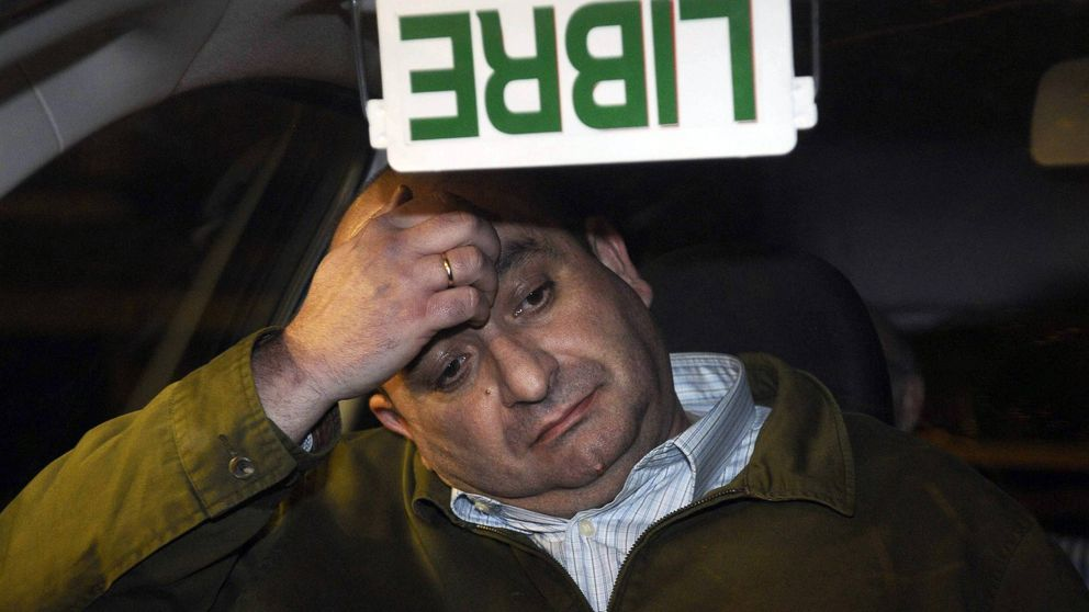El 'chófer de la coca' en los ERE señala a Zarrías y a un mandamás del PSOE