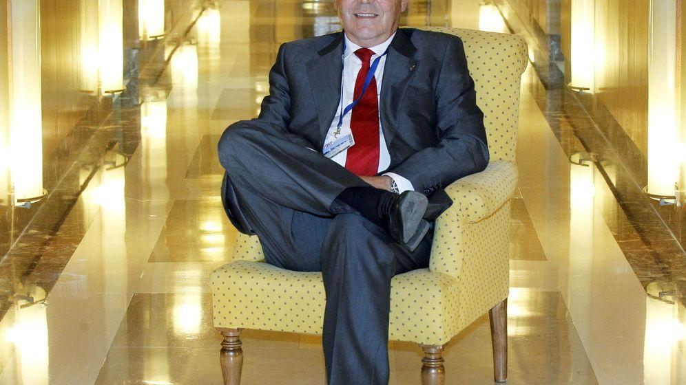 Foto: Francisco Gil Ortega, presidente de Enresa. (EFE)