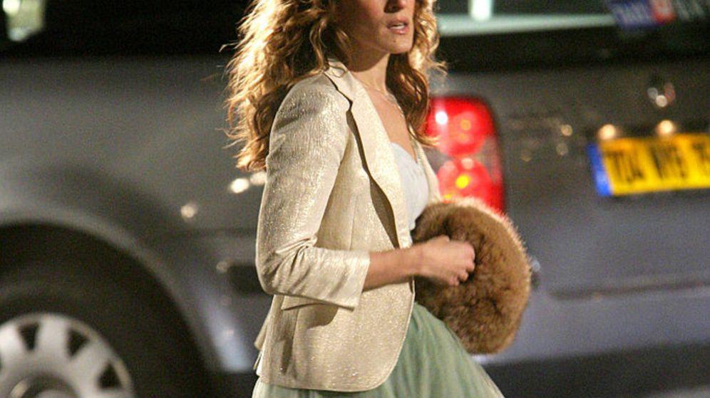 Foto: Sarah Jessica Parker, como Carrie Bradshaw en 'Sexo en Nueva York'. (Getty)