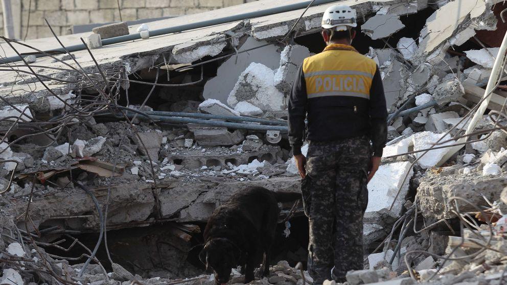 Una española con doble nacionalidad fallece en el terremoto de Ecuador