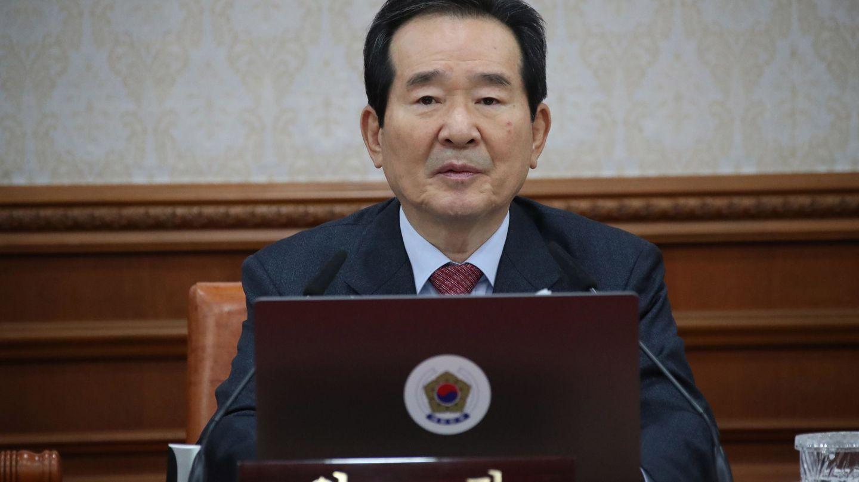 El primer ministro surcoreano Chung Sye-kyun. (EFE)