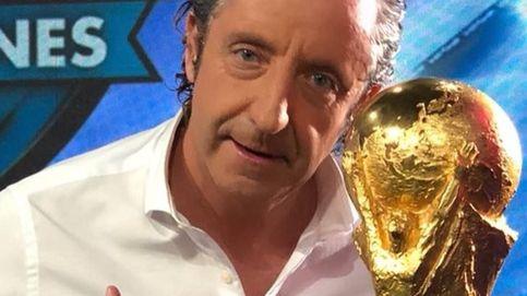 Josep Pedrerol fuera de su 'Chiringuito': de sus problemas de ansiedad a su récord Guinness