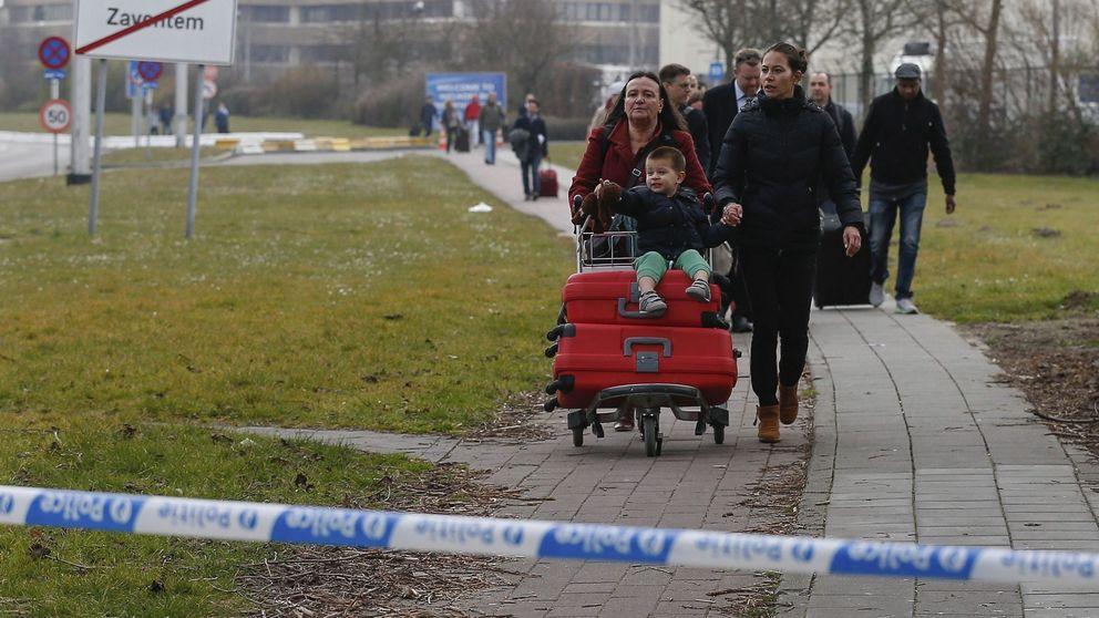 #JeSuisBruxelles y #PrayForBelgium: Las redes sociales se vuelcan con los atentados