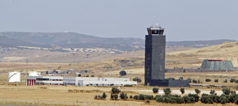 Foto: Aeropuerto de Ciudad Real. (EFE)
