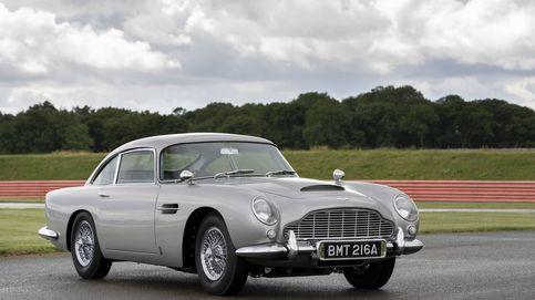 Aston Martin DB5, un coche de película