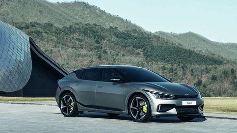 Kia pisa el acelerador de la electrificación con el rompedor EV6