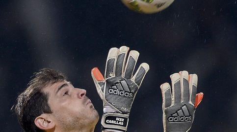 El Oporto pierde por una cantada de Casillas, del que ya se empieza a dudar