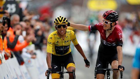 Egan Bernal y el Tour de Francia, una historia que solo acaba de comenzar