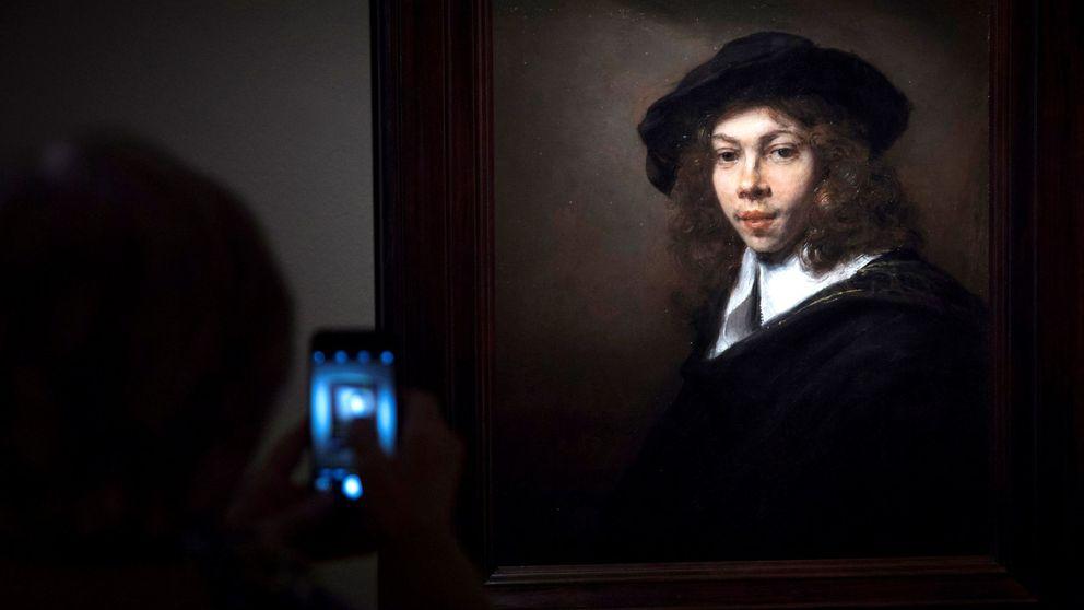 Rembrandt, retrato del alma humana