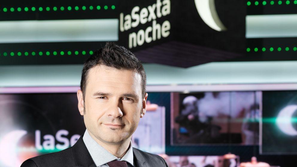 Iñaki López entrevista a Boris Izaguirre en 'LaSexta Noche'