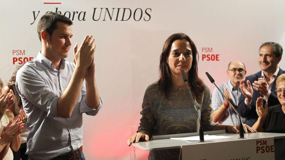 Ferraz entierra al 'tomasismo' y catapulta a Sara Hernández en el PSM