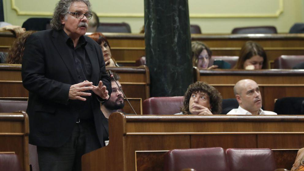 ERC completa la tríada independentista y nacionalista que hará presidente a Sánchez