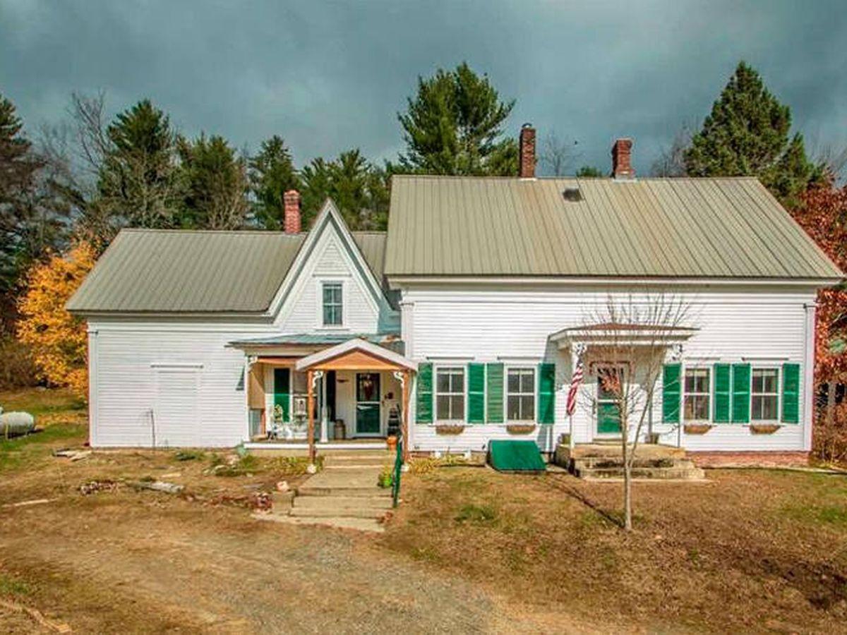 Foto: La vivienda cuesta 140.000 dólares y está en Vermont, Estados Unidos (Zillow Real Estate)