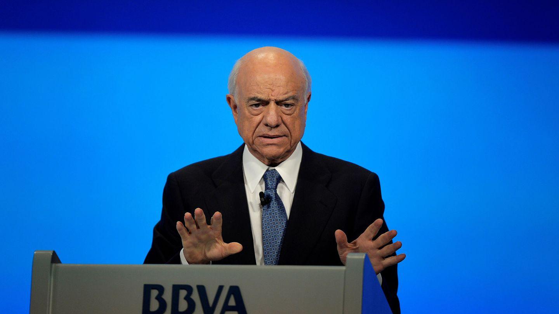 Francisco González, expresidente de BBVA. (Reuters)