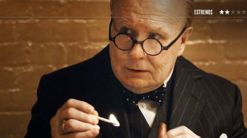 'El instante más oscuro': ¡cállate de una vez, Churchill!