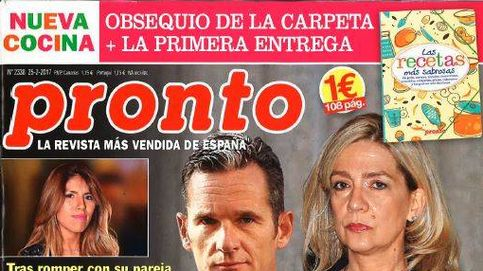 Kiosco rosa: las revistas no pasan por alto la absolución de la infanta Cristina