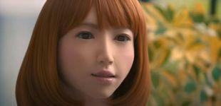 Post de Erica será el primer robot protagonista de una película