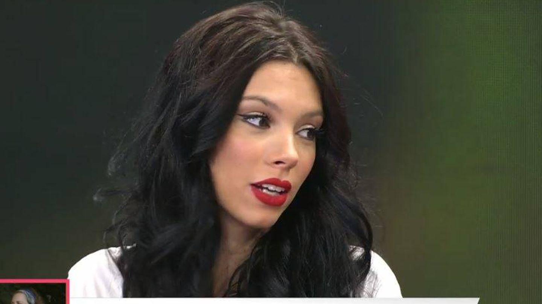 Alejandra Rubio, en 'Viva la vida'. (Telecinco)