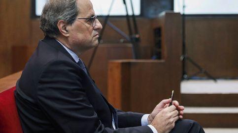 Se busca 'president': Torra carga contra el tribunal y pone rumbo a la inhabilitación