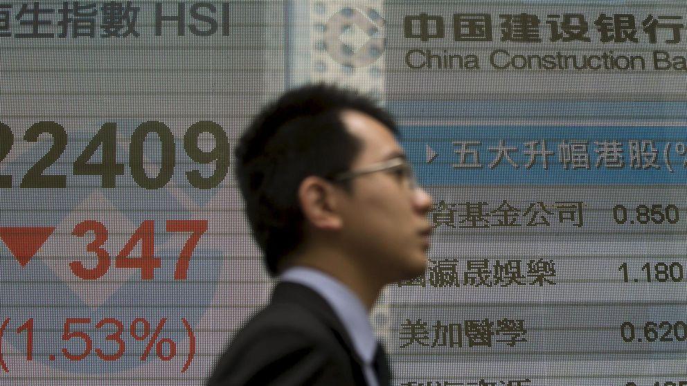 El contagio chino