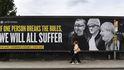 Reino Unido y España lideran el aumento de la mortalidad en la pandemia en Europa