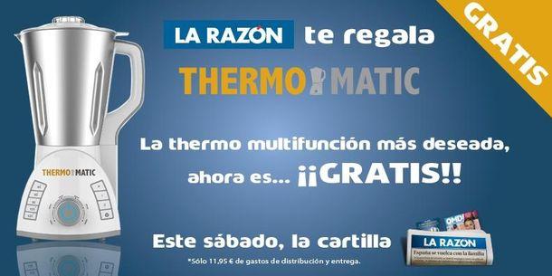 Foto: 'El Mundo' y 'ABC', hundidos en los kioscos por... la Thermomatic de 'La Razón'
