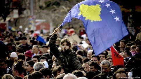 Por primera vez en un gran evento: España autoriza que Kosovo luzca himno y bandera en Sevilla