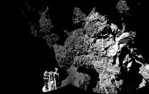 Philae podría despertarse en enero