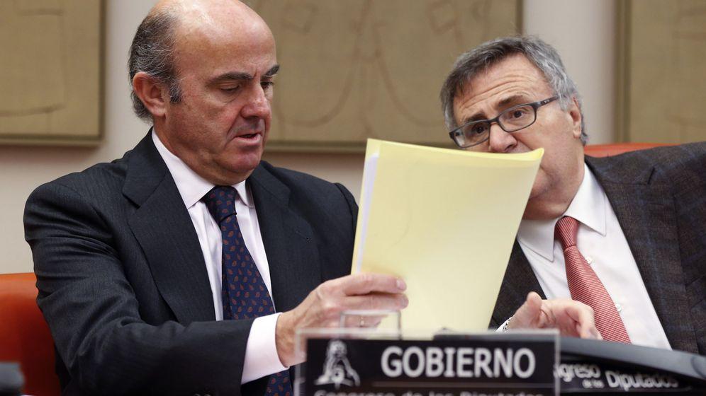 Foto: El ministro de Economía y Competitividad en funciones, Luis de Guindos. (EFE)