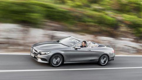 Mercedes S Cabriolet, placer máximo