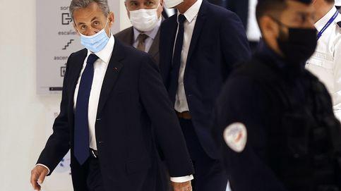 Sarkozy, condenado a tres años de cárcel por corrupción y tráfico de influencias
